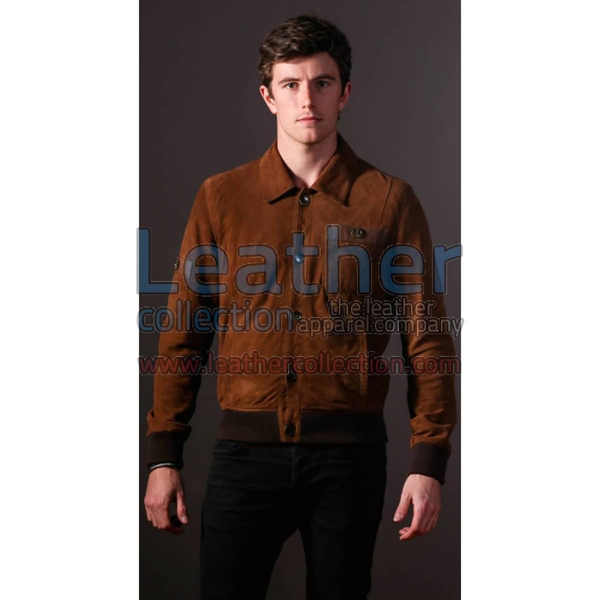 Cambridge Jacket For Men