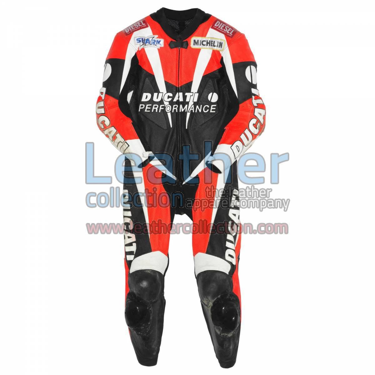 Carl Fogarty Ducati WSBK 1998 Leathers