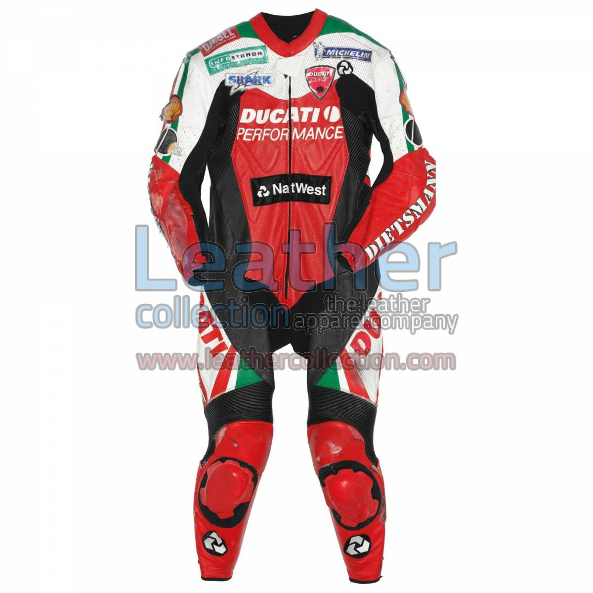 Carl Fogarty Ducati WSBK 1999 Racing Suit