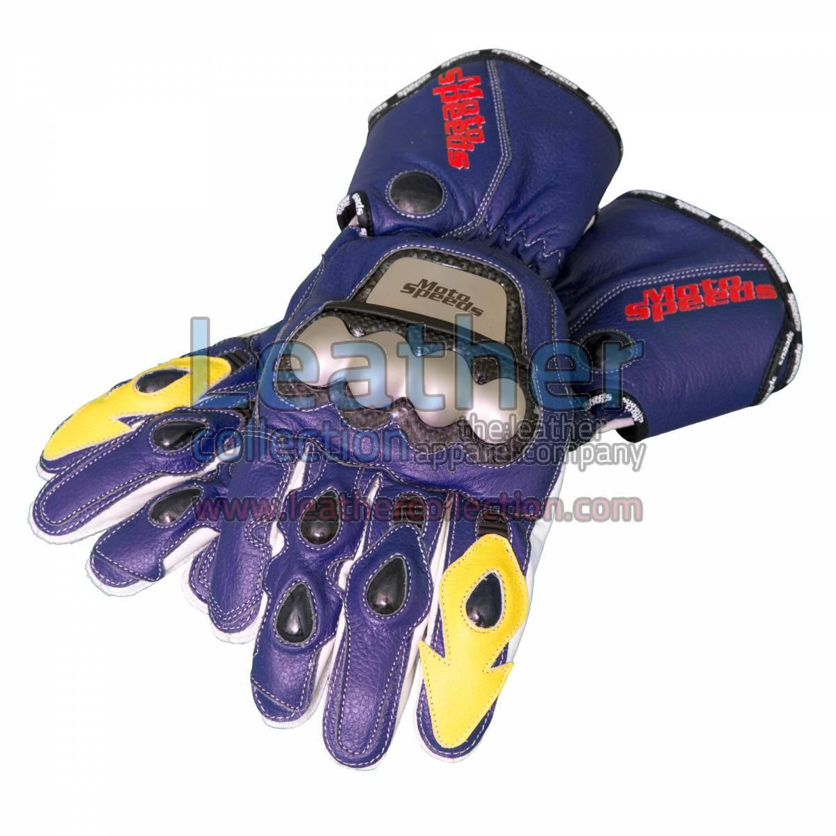 Chris Vermeulen Rizla Suzuki Race Gloves