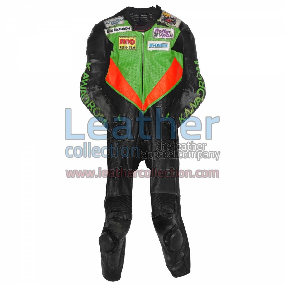 Christian Treutlein IDM 1997 Motorcycle Suit