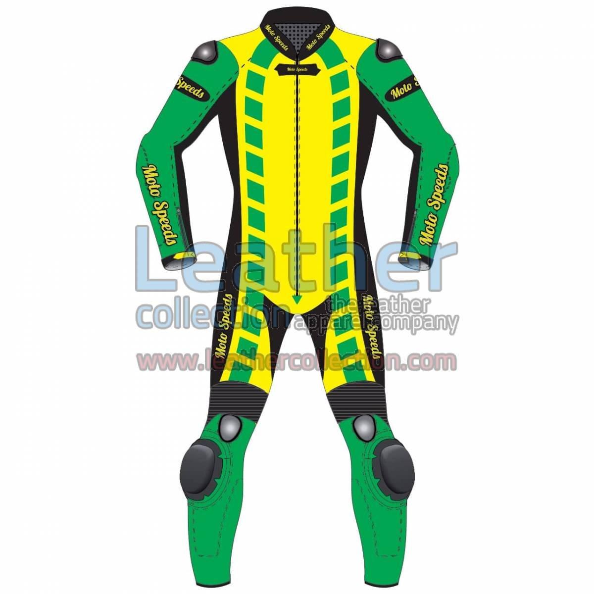 Diamond Leather Racing Suit