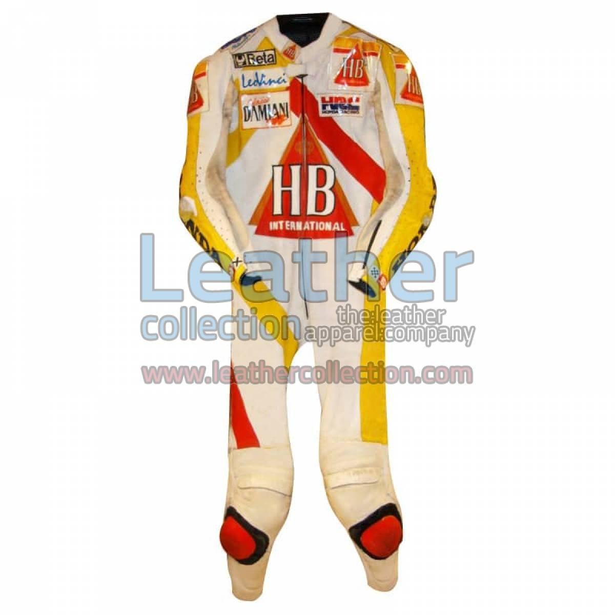 Doriano Romboni Honda HB Race Suit 1994 GP