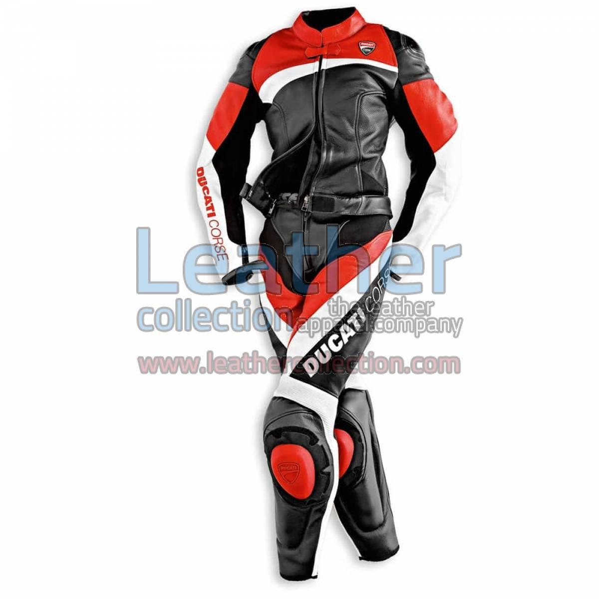 Ducati Corse Racing Leather Suit