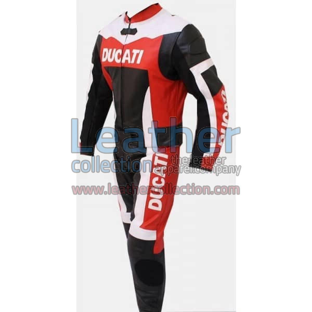 Ducati Motorbike Leather Suit