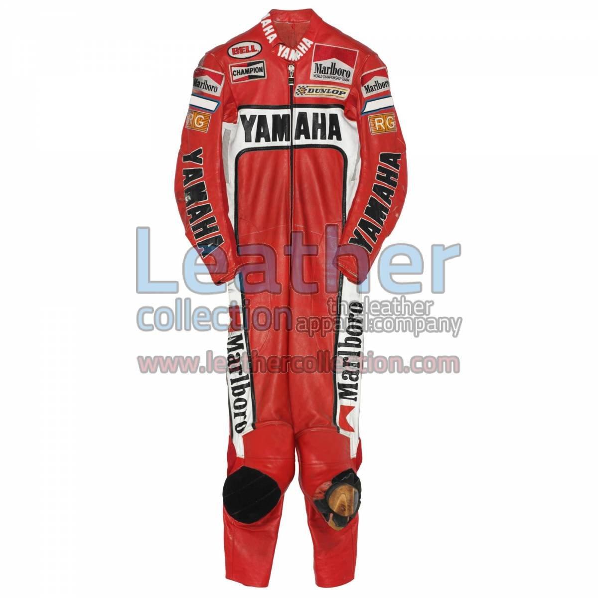 Eddie Lawson Marlboro Yamaha GP 1988 Leathers