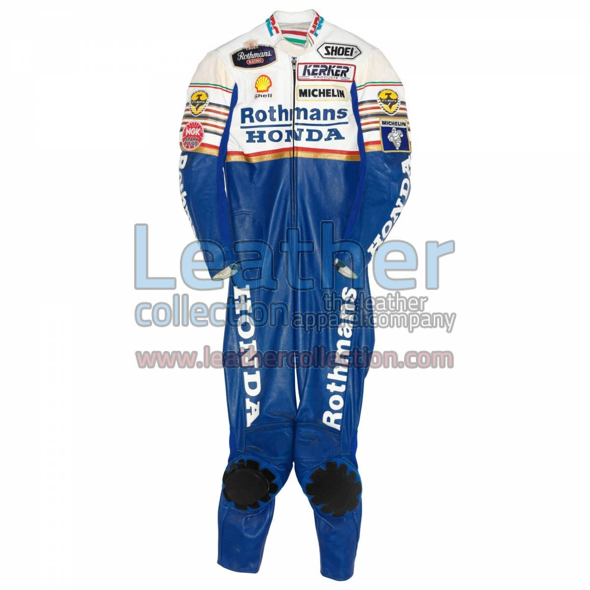 Eddie Lawson Rothmans honda GP 1989 Leathers