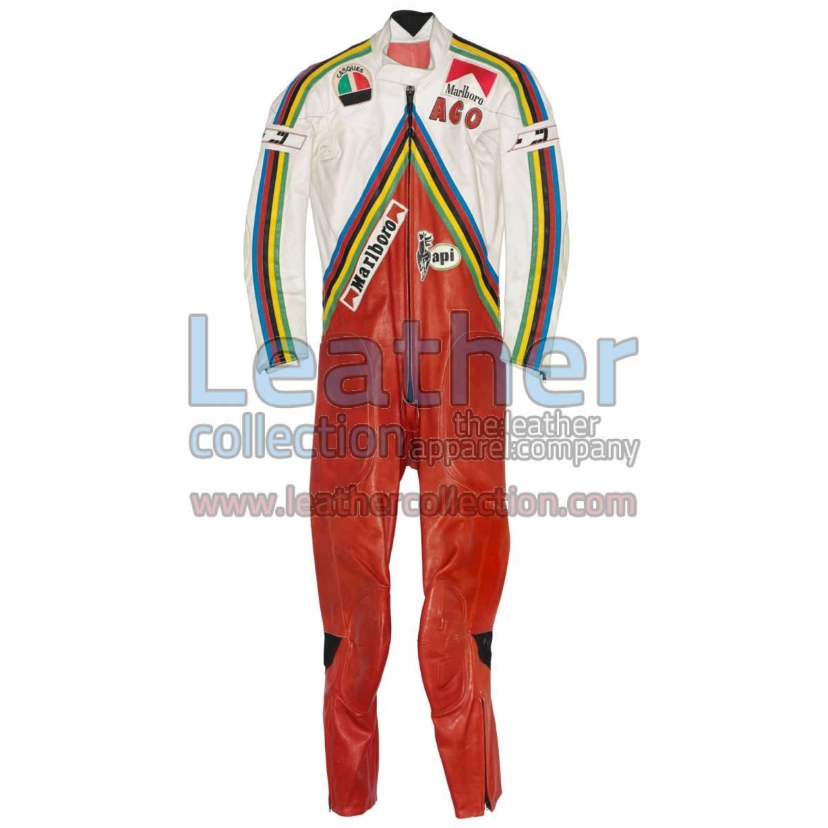 Giacomo Agostini MV Agusta GP 1975 Race Suit