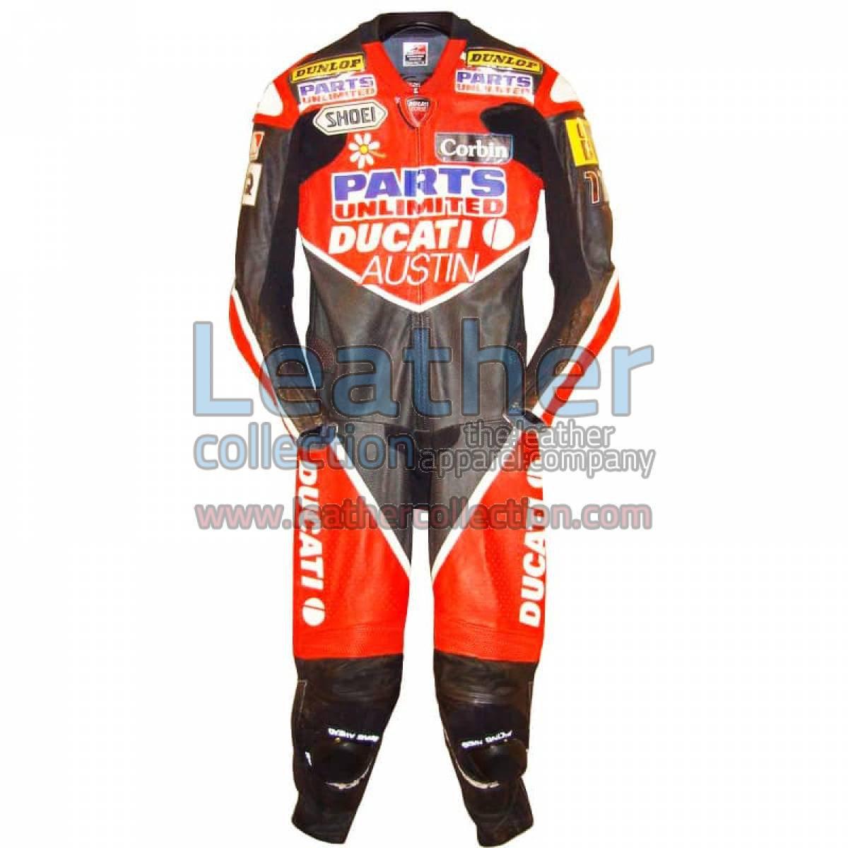 Giovanni Bussei Ducati WSBK 2005 Leathers