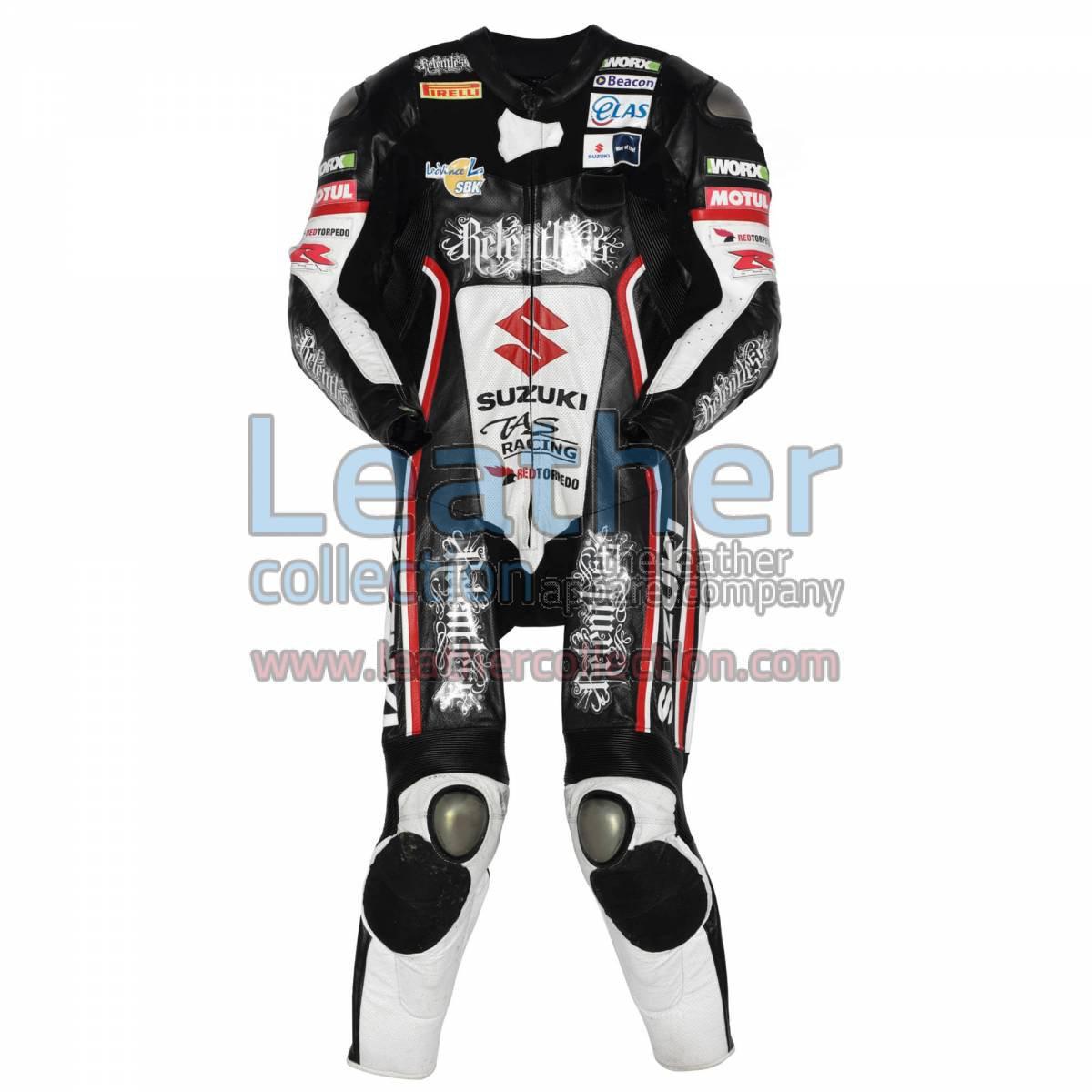 Guy Martin Suzuki Tourist Trophy 2011 Suit