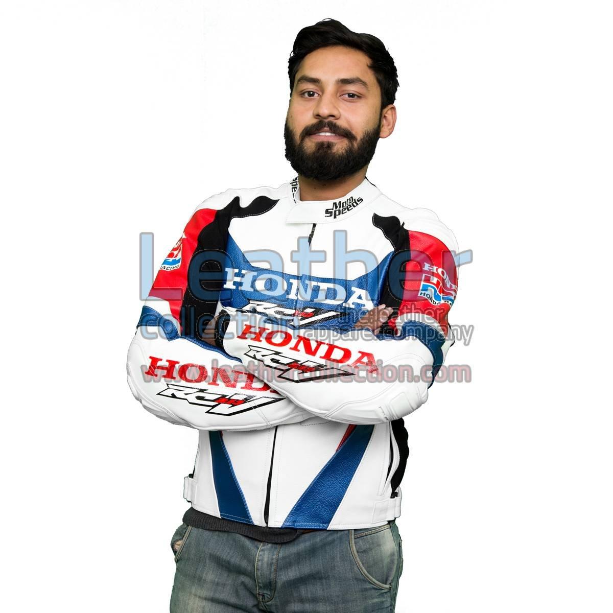Honda RCV213 2016 Racing Leather jacket