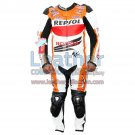 Honda Repsol Gas Leather Suit