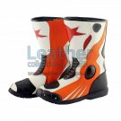 Honda Repsol Motorbike Leather Boots