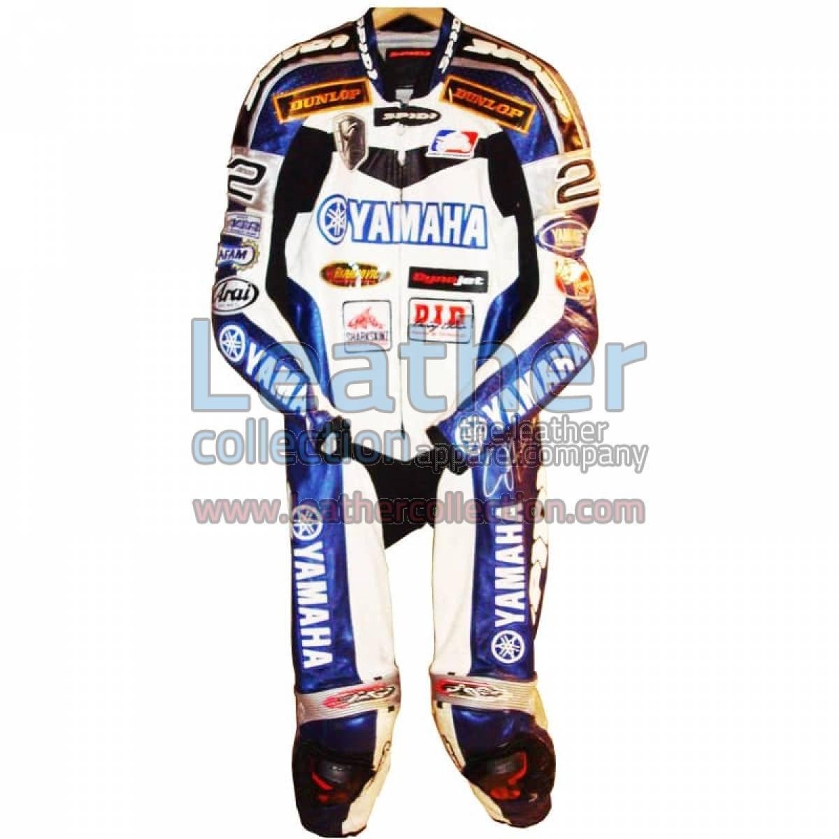 Jamie Hacking Yamaha AMA 2005 Motorcycle Suit