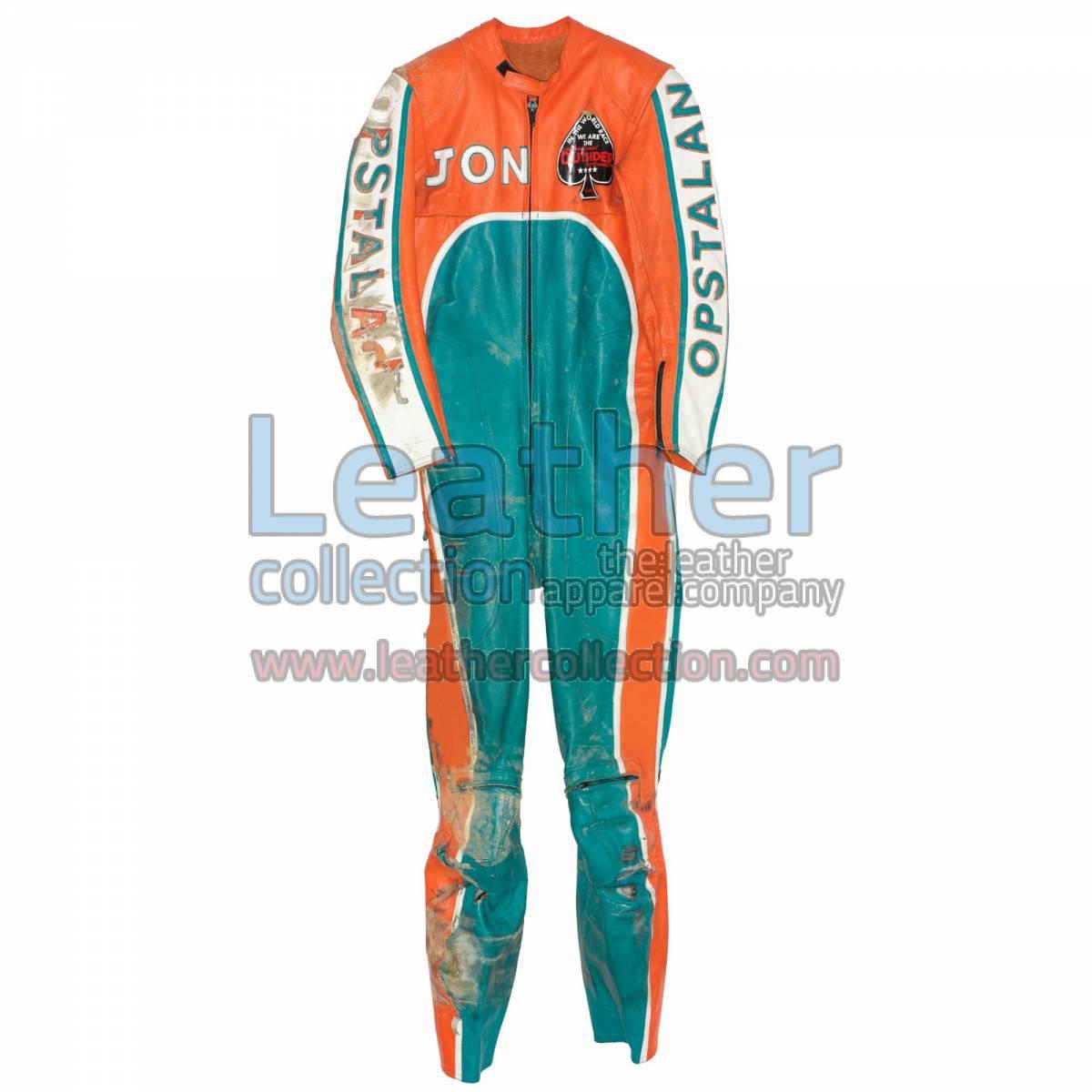 Jon Ekerold Yamaha GP 1980 Leathers