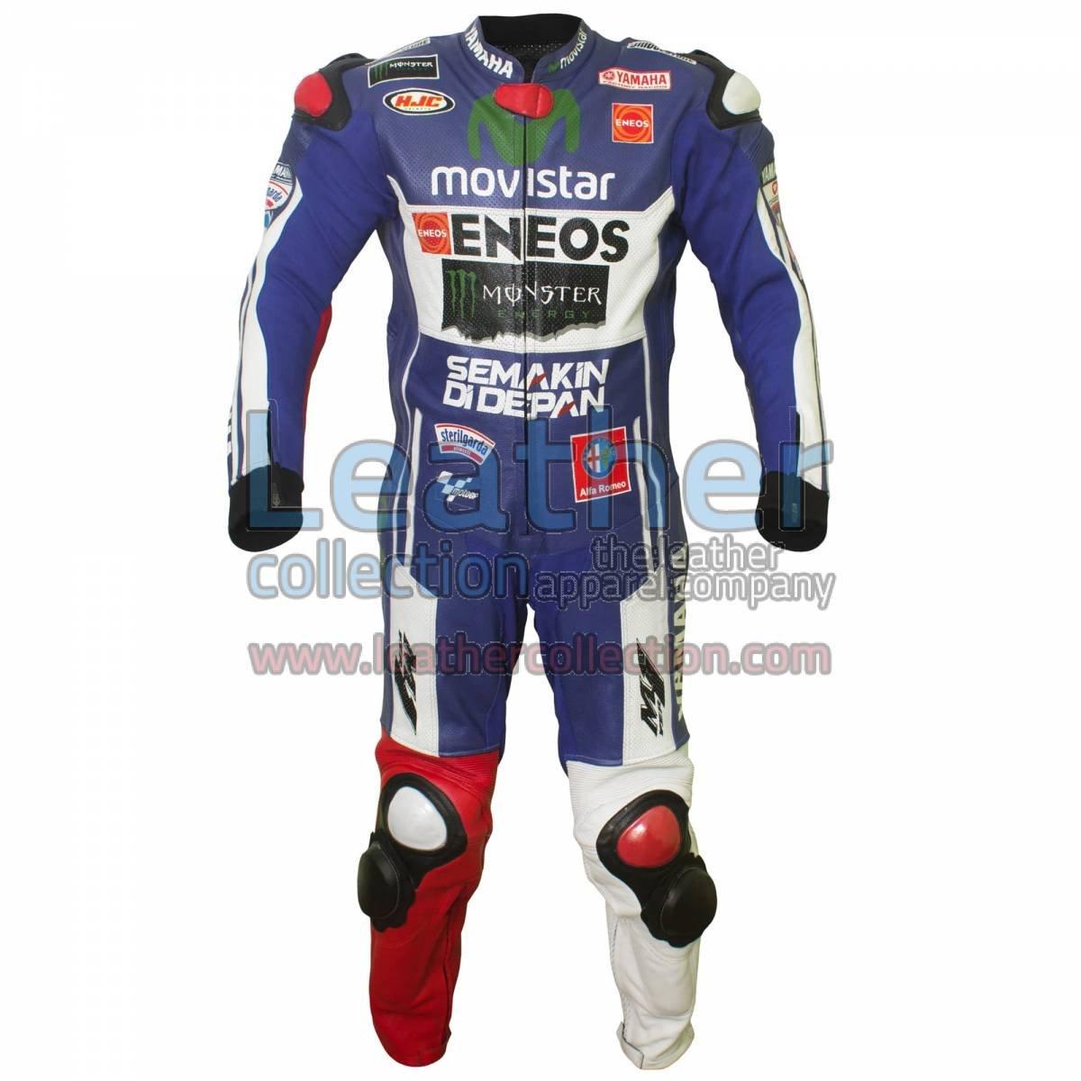 Jorge Lorenzo 2014 Movistar Yamaha Leathers