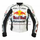 Kawasaki Ninja Redbull Motorbike Leather Jacket