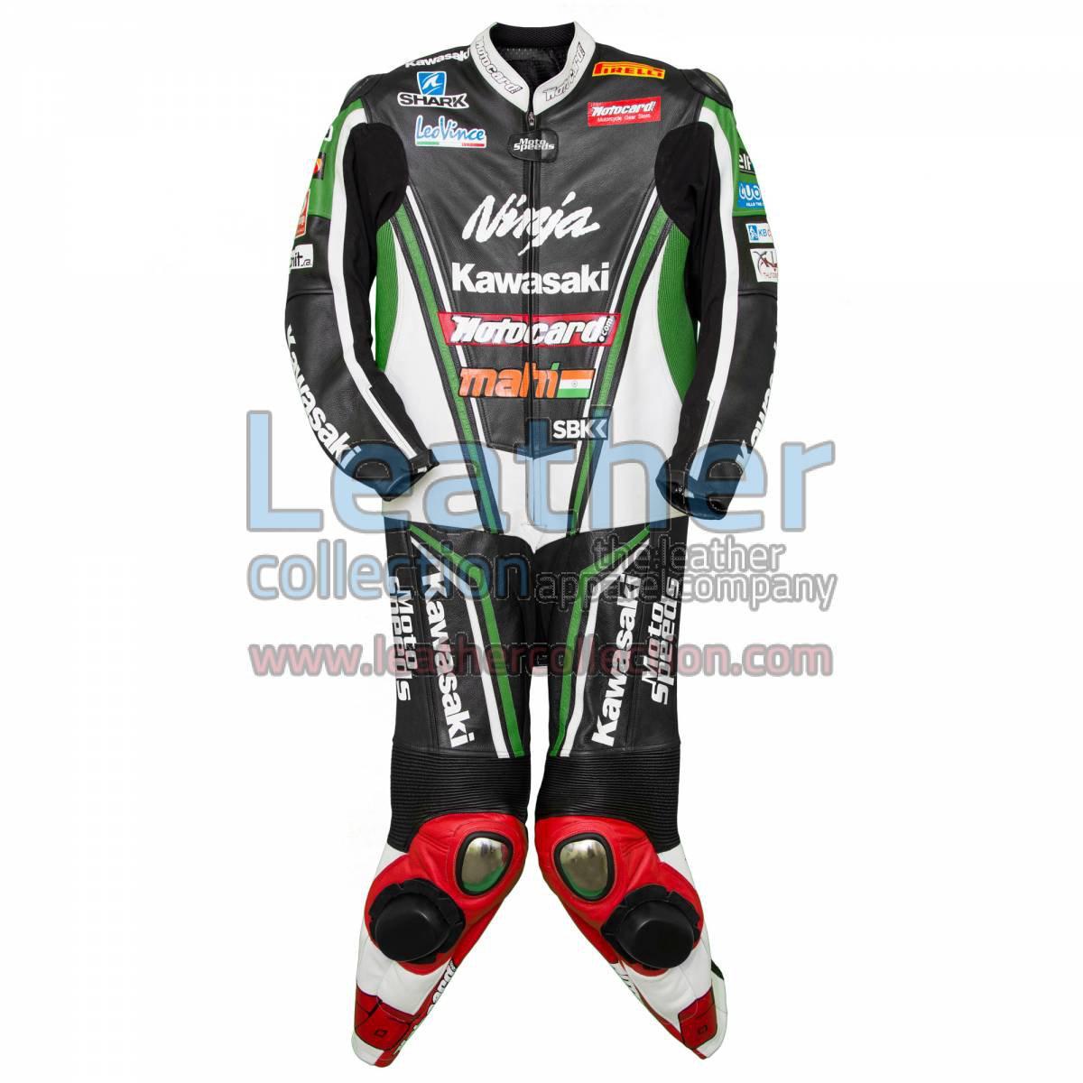 Kawasaki Ninja Tom Sykes 2013 Champion Leathers