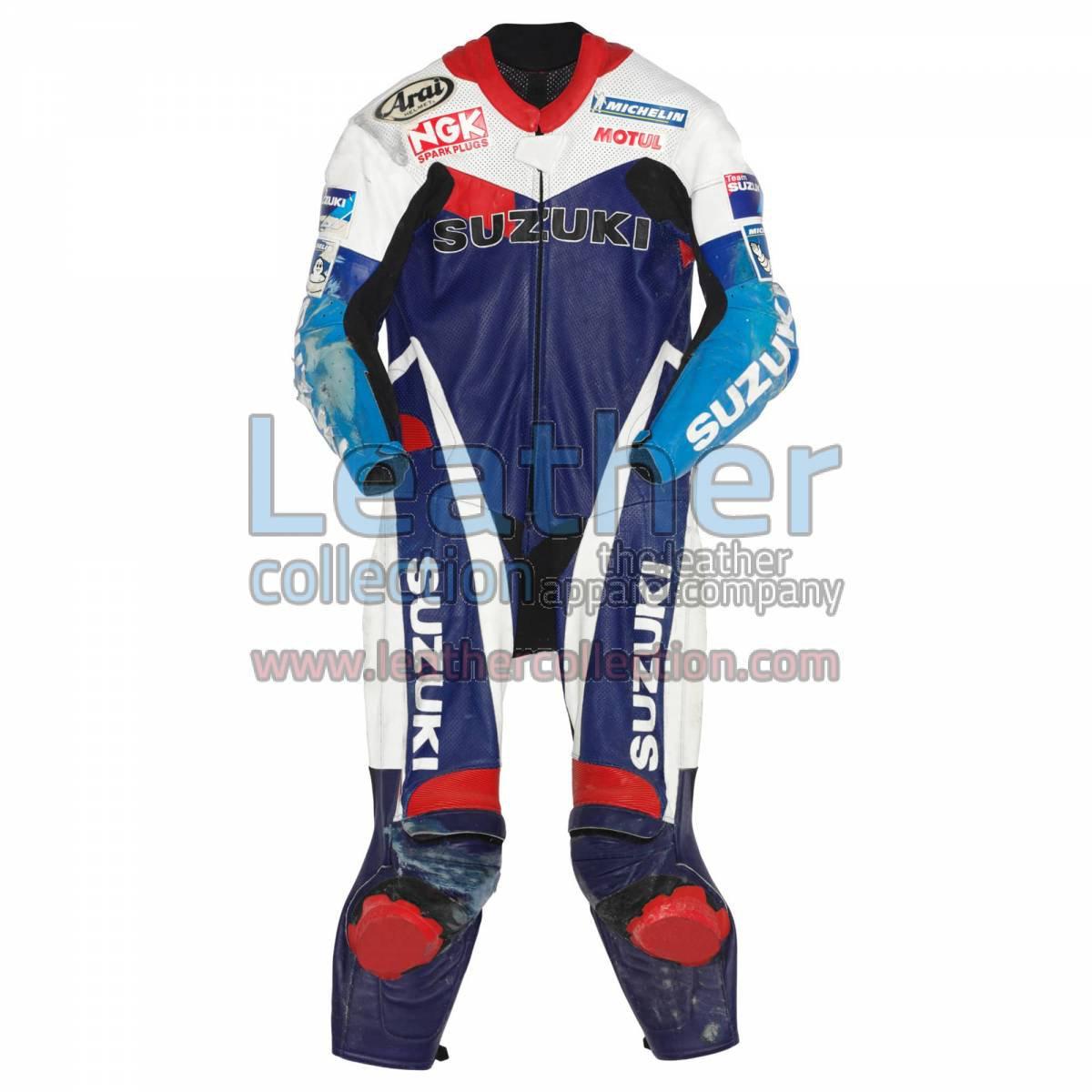 Kenny Roberts jr Suzuki GP 1999 Leathers