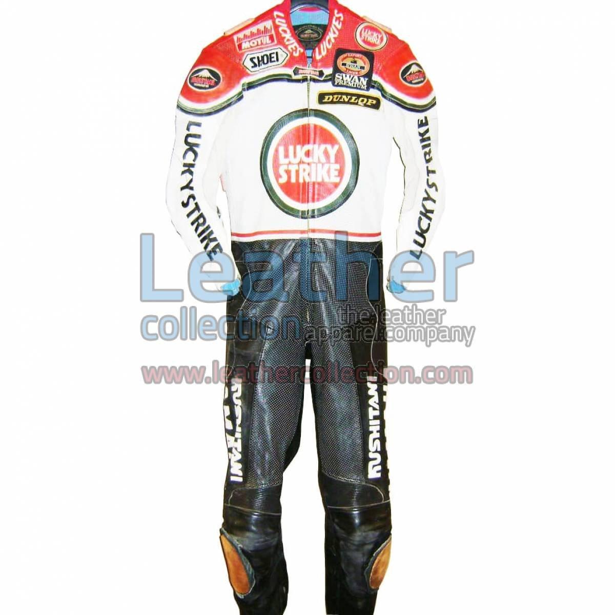 Kevin Magee Yamaha GP 1989 Race Suit
