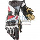 Legend Biker Leather Gloves
