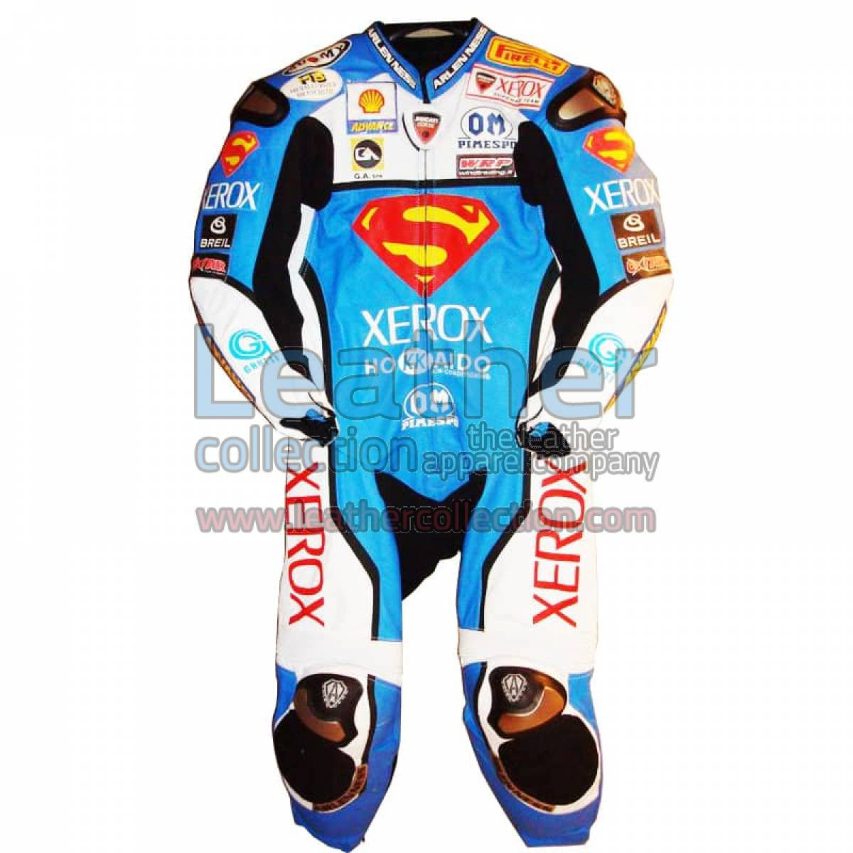 Lorenzo Lanzi Ducati WSBK 2006 Race Suit