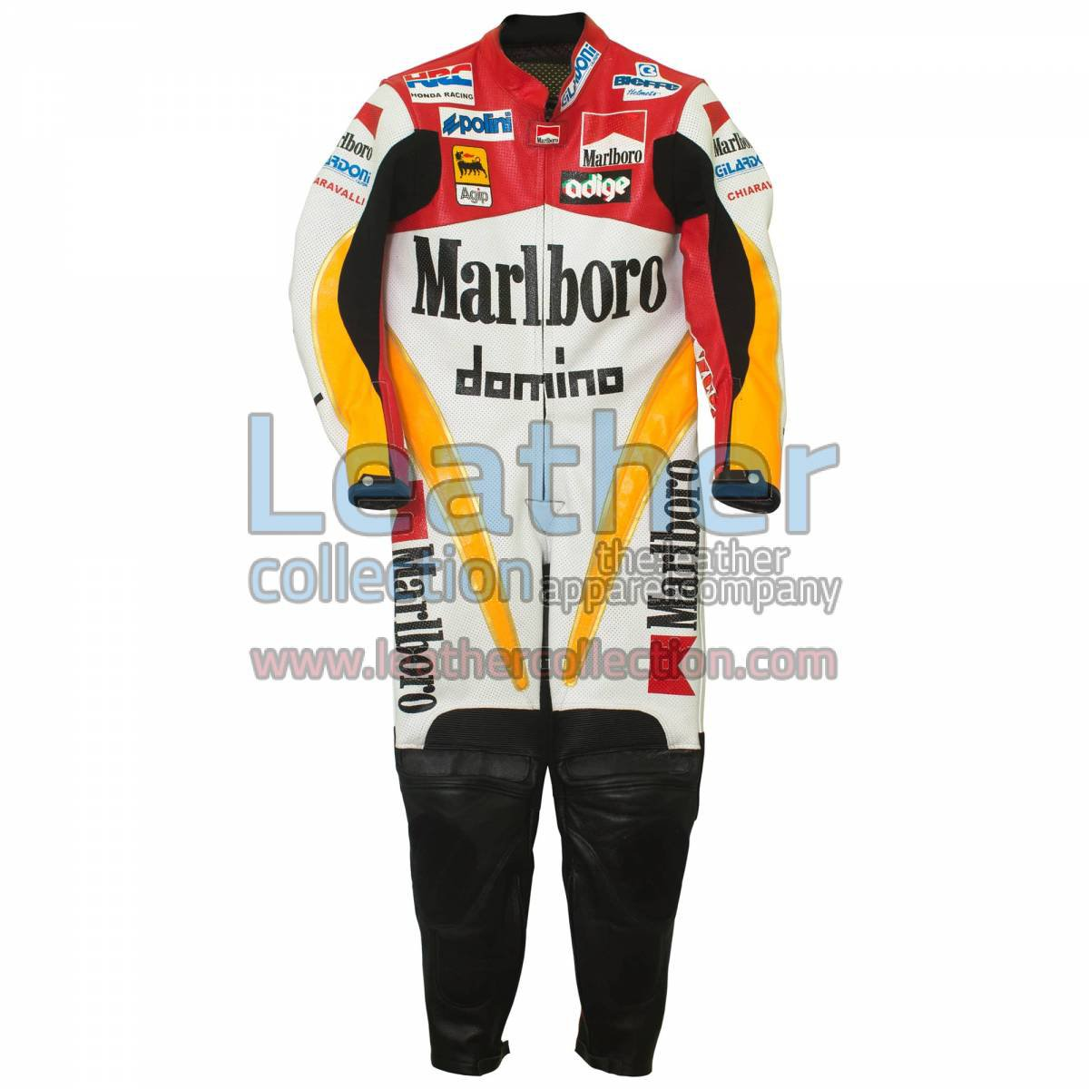 Loris Capirossi Honda GP 1995 Racing Suit