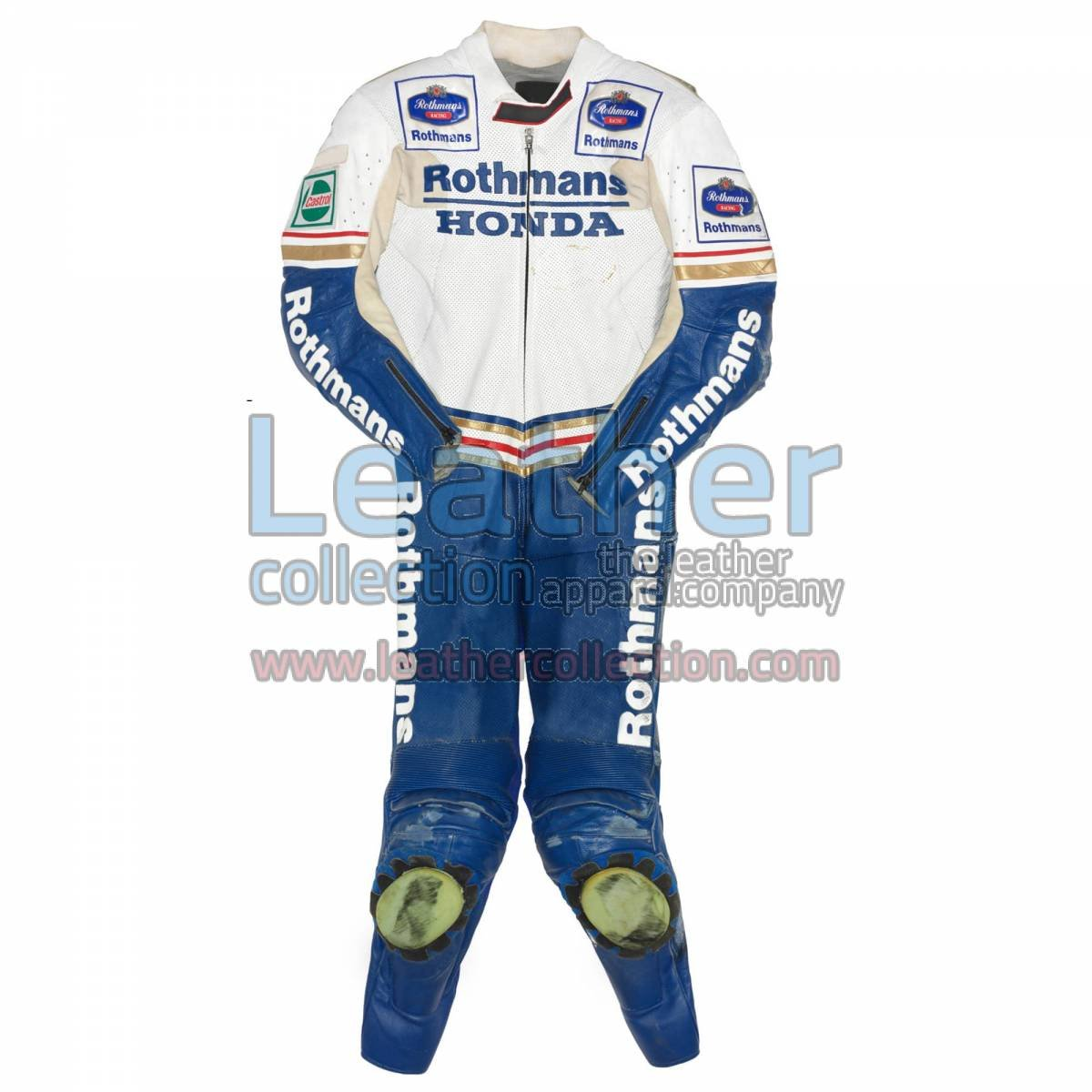 Luca Cadalora Rothmans Honda GP 1991 Leather Suit