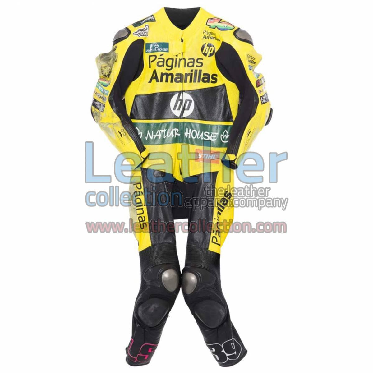 Luis Salom 2014 Motorcycle Leathers