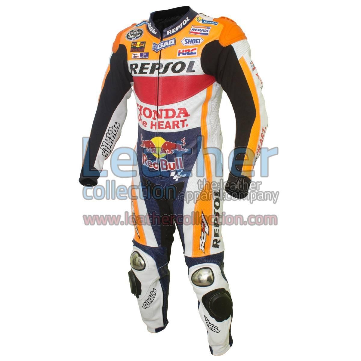 Marc Marquez HRC Honda Repsol MotoGP 2016 Suit