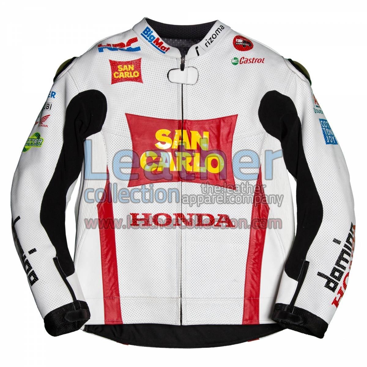 Marco Simoncelli Honda 2011 MotoGP Jacket