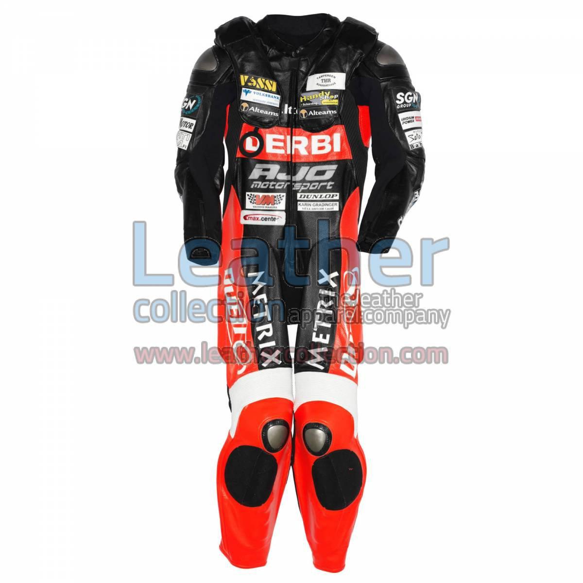 Michi Ranseder Debri GP 2007 Motorbike Suit