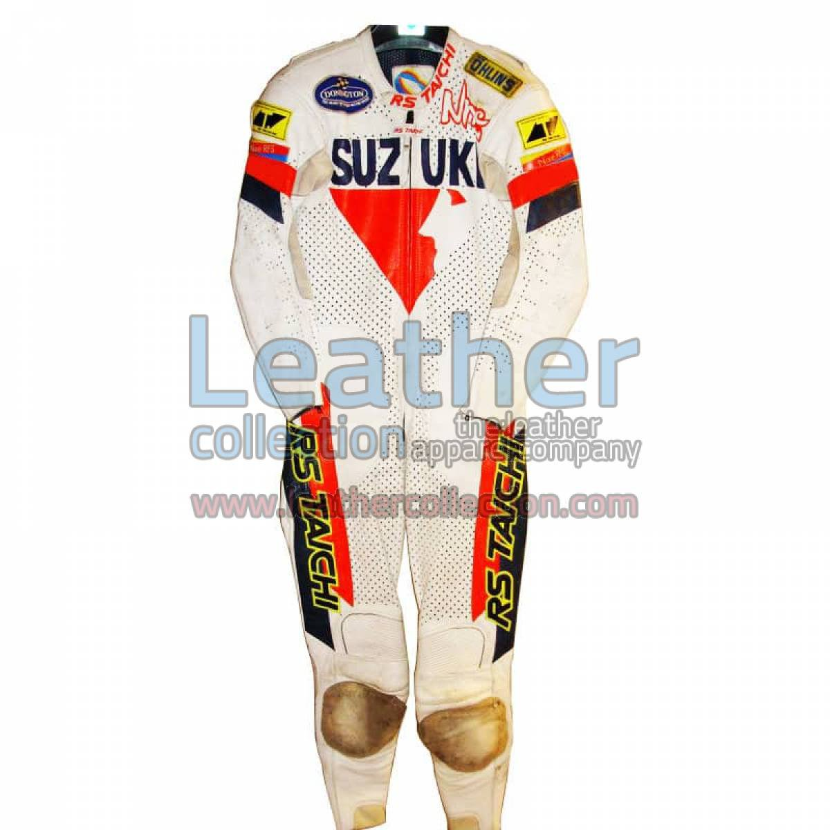 Niall Mackenzie Suzuki GP Racing Suit