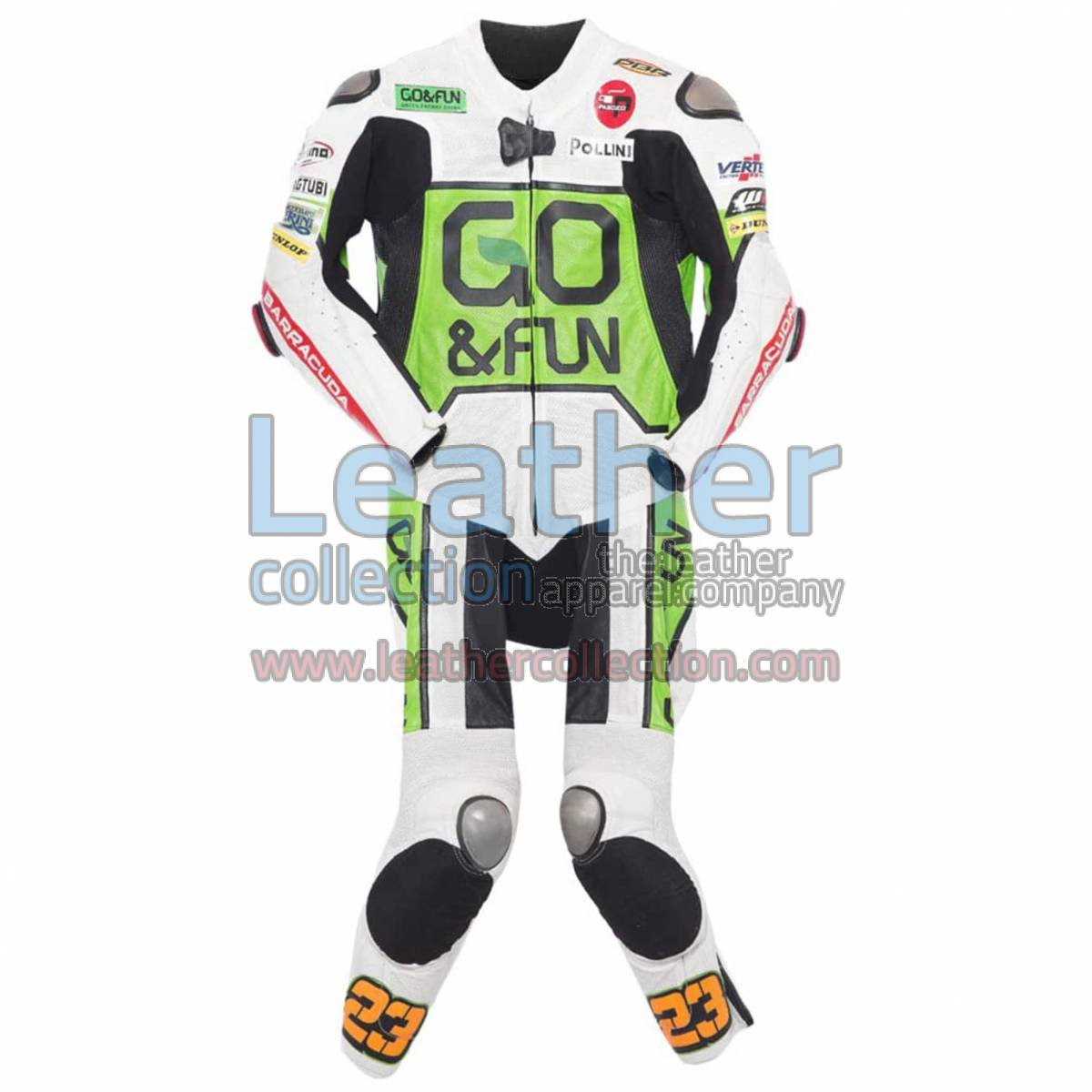 Niccolo Antonelli 2014 Moto3 Motorbike Suit