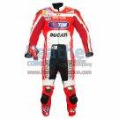 Nicky Hayden Ducati MotoGP 2012 Race Leather Suit