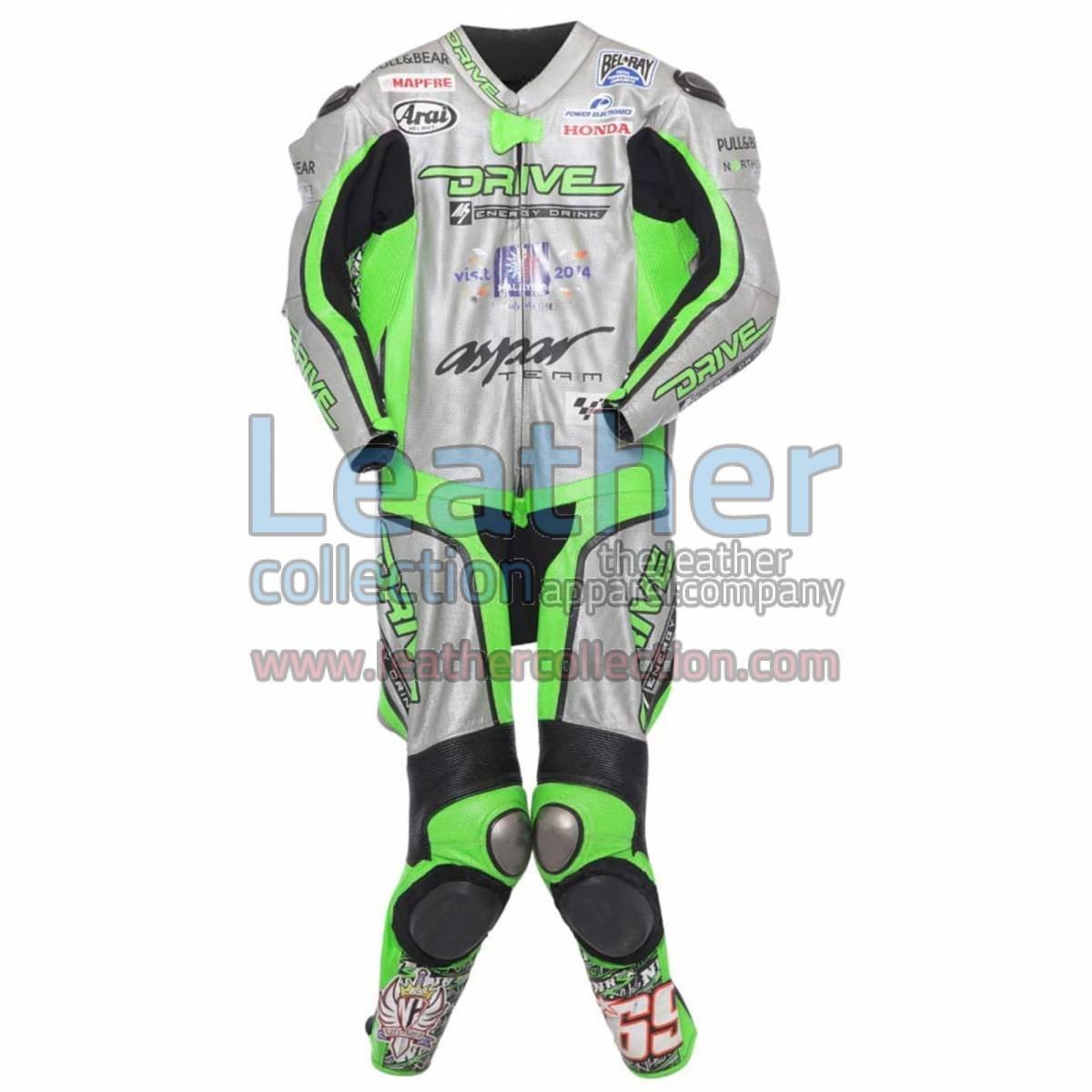 Nicky Hayden Honda MotoGP 2014 Motorbike Suit