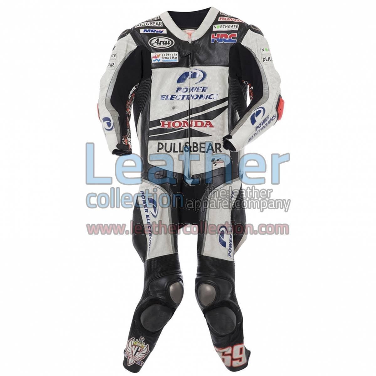 Nicky Hayden Honda MotoGP 2015 Race Suit
