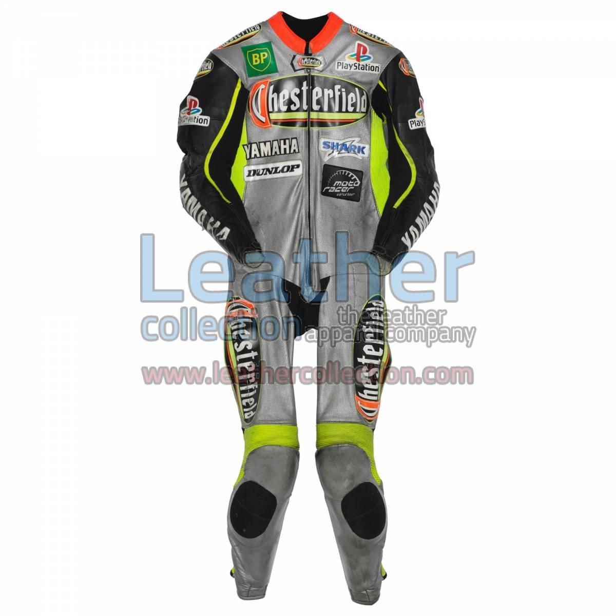 Olivier Jacque Yamaha GP 2000 Leather Suit