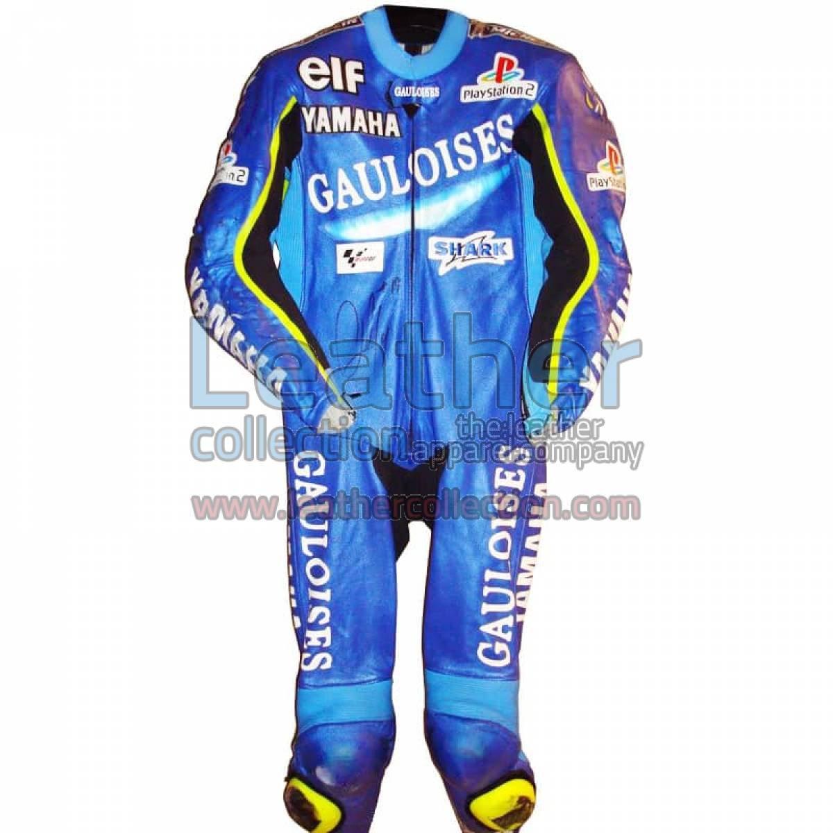 Olivier Jacque Yamaha GP 2002  Racing Leathers