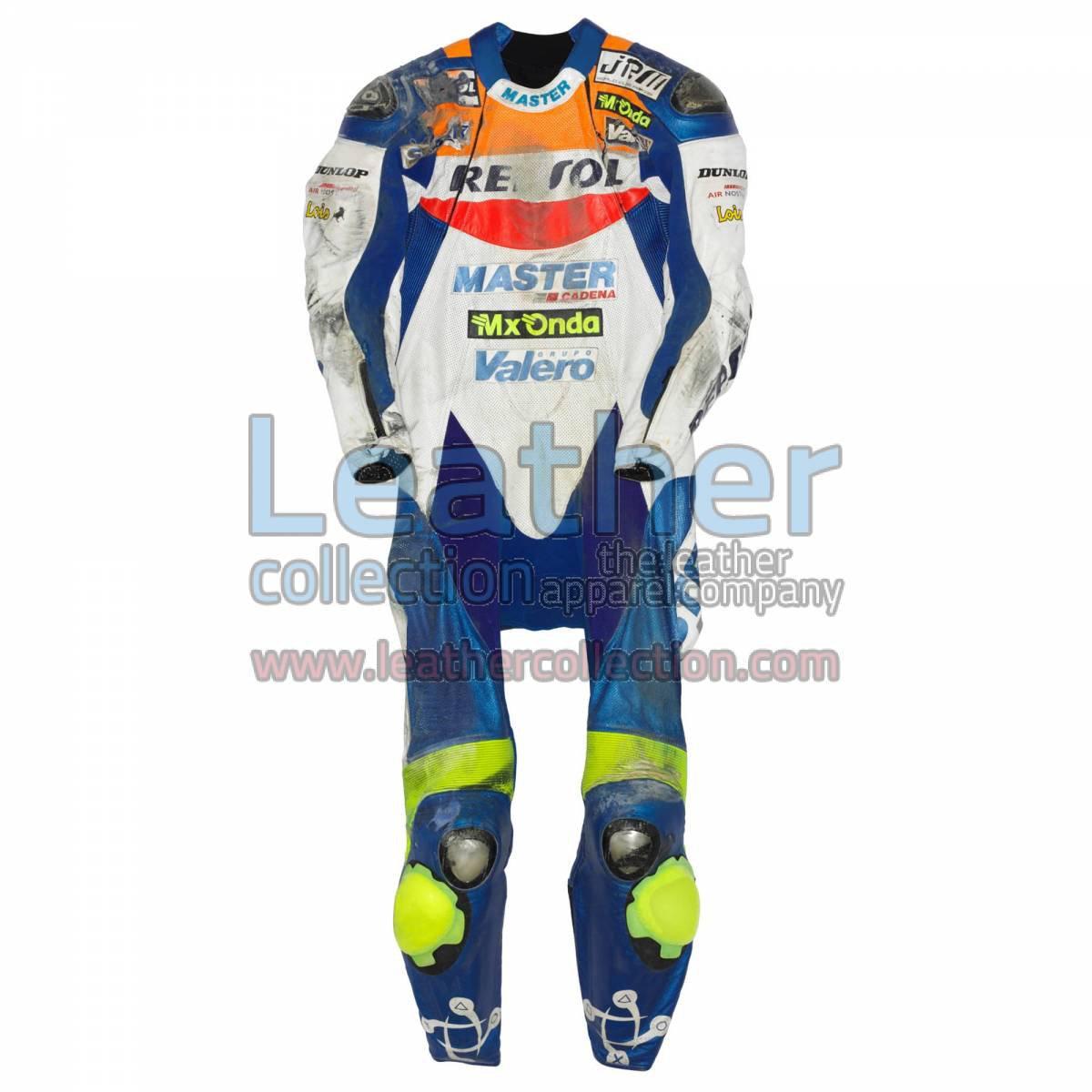 Pablo Nieto Aprilia GP 2004 Leather Suit