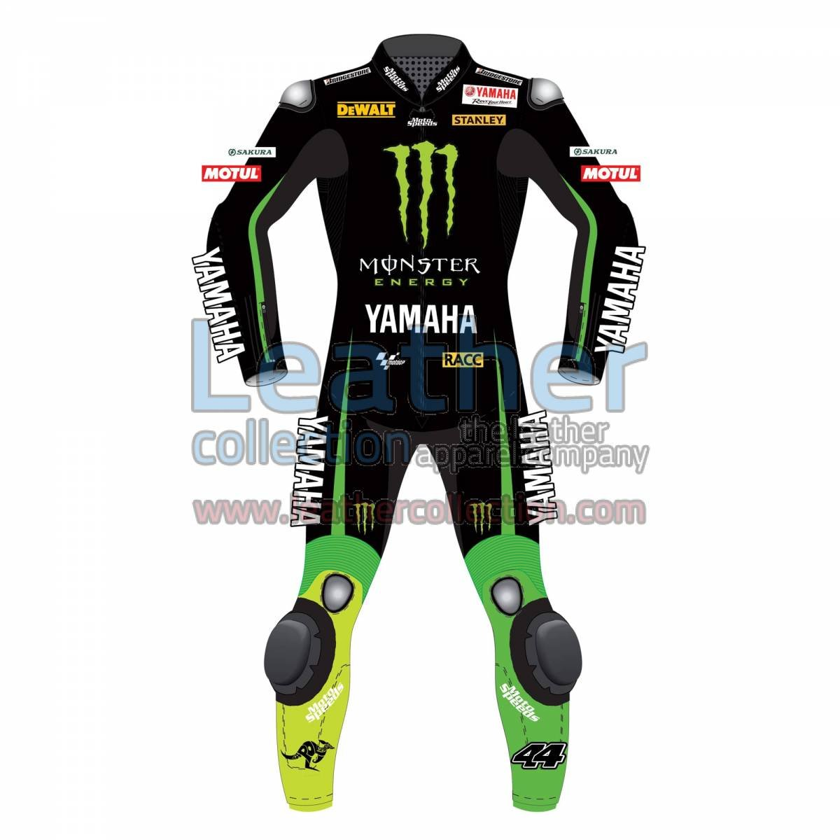 Pol Espargaro Yamaha Monster 2015 Leathers