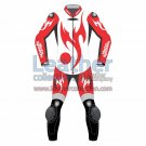Red Eagle Motorcycle Racing Leathers