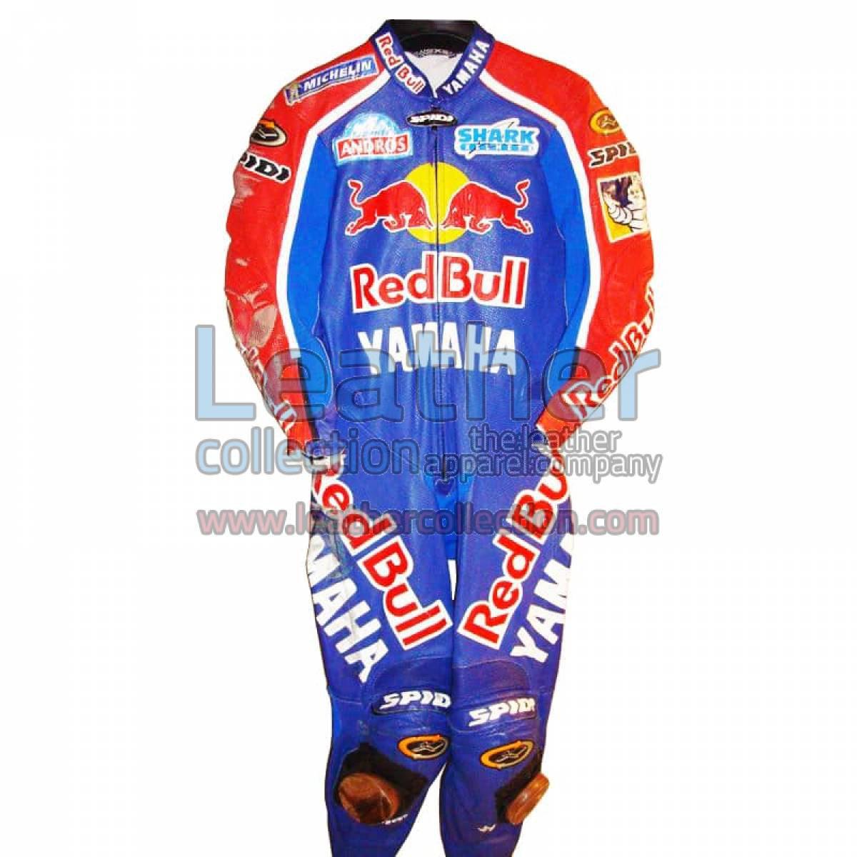 Régis Laconi Red Bull Yamaha GP 1999 Race Suit