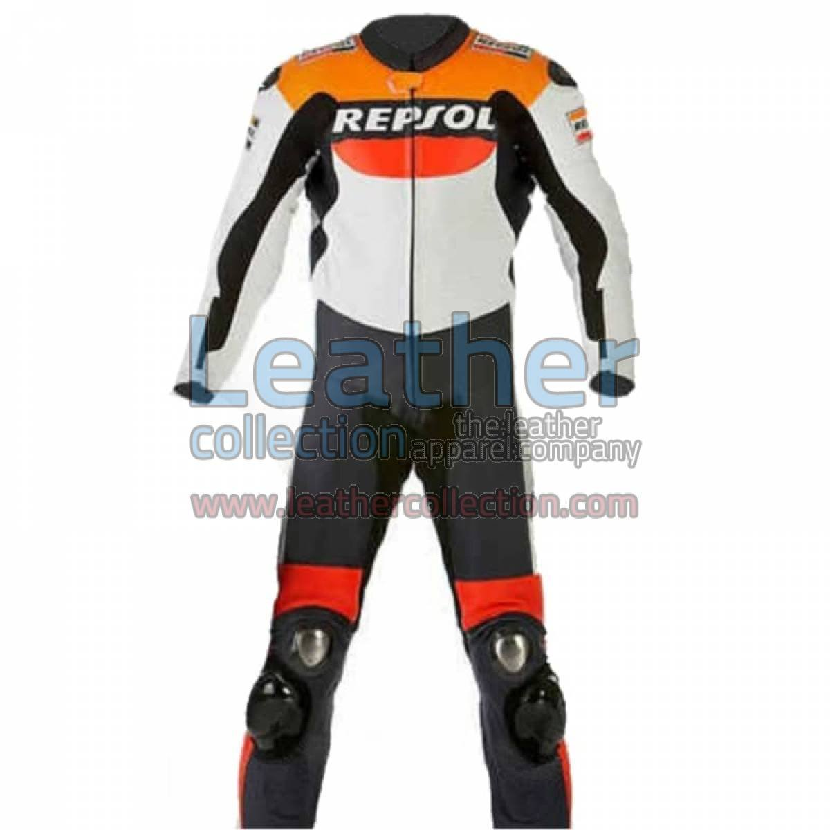 Repsol Motorbike Racing Leather Suit