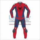 Spiderman Leather Race Suit