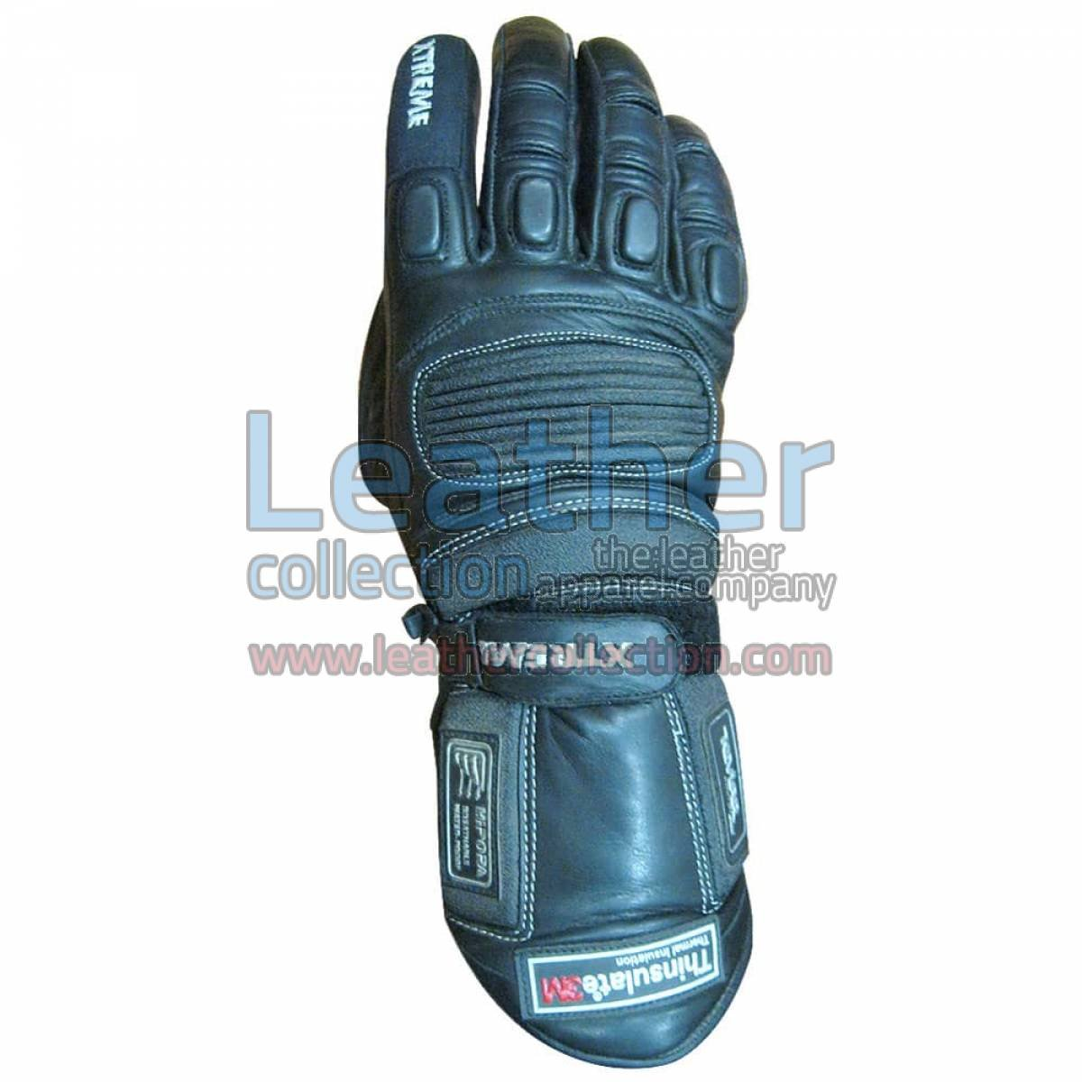 Stallion Leather Racing Gloves