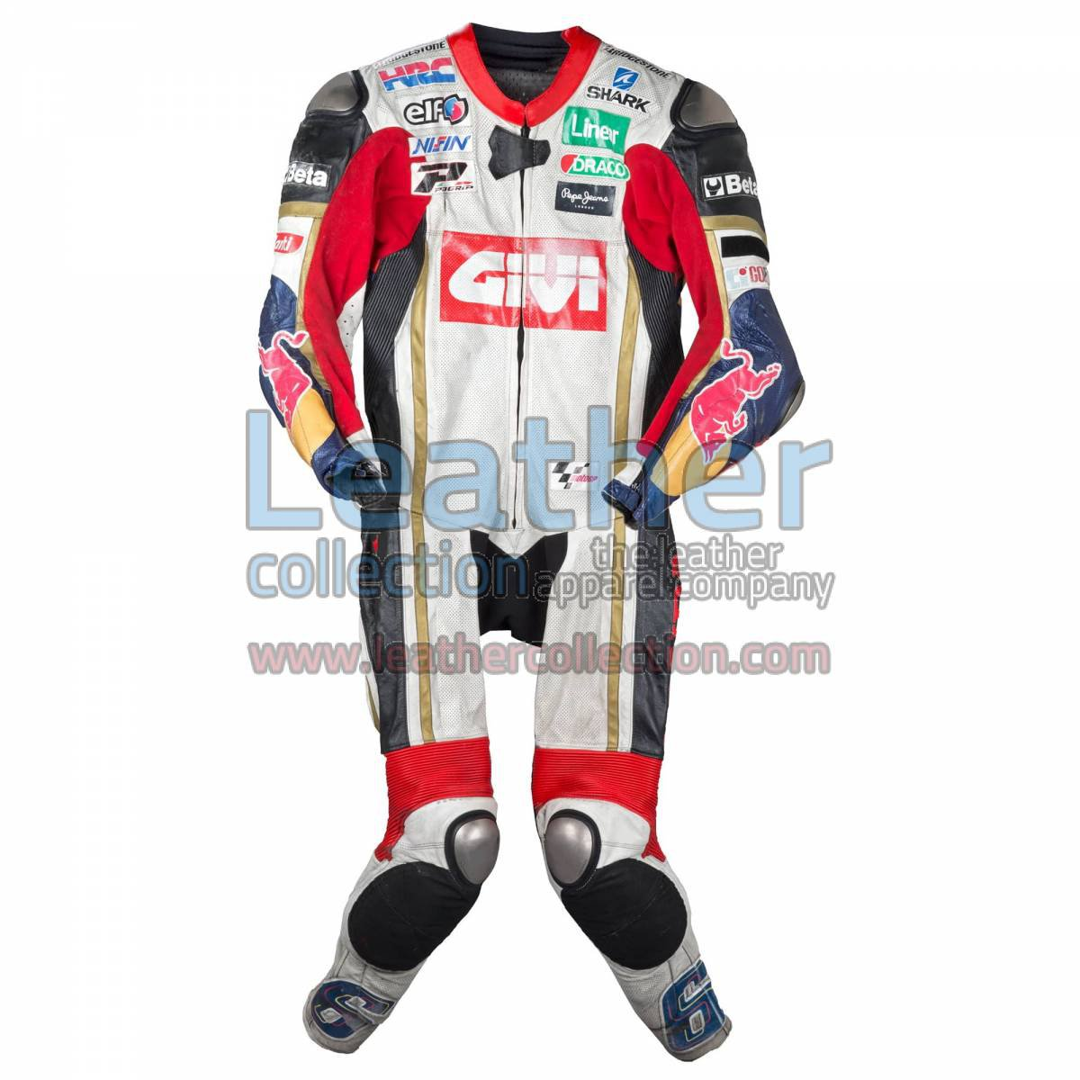 Stefan Bradl Honda 2012 Leathers