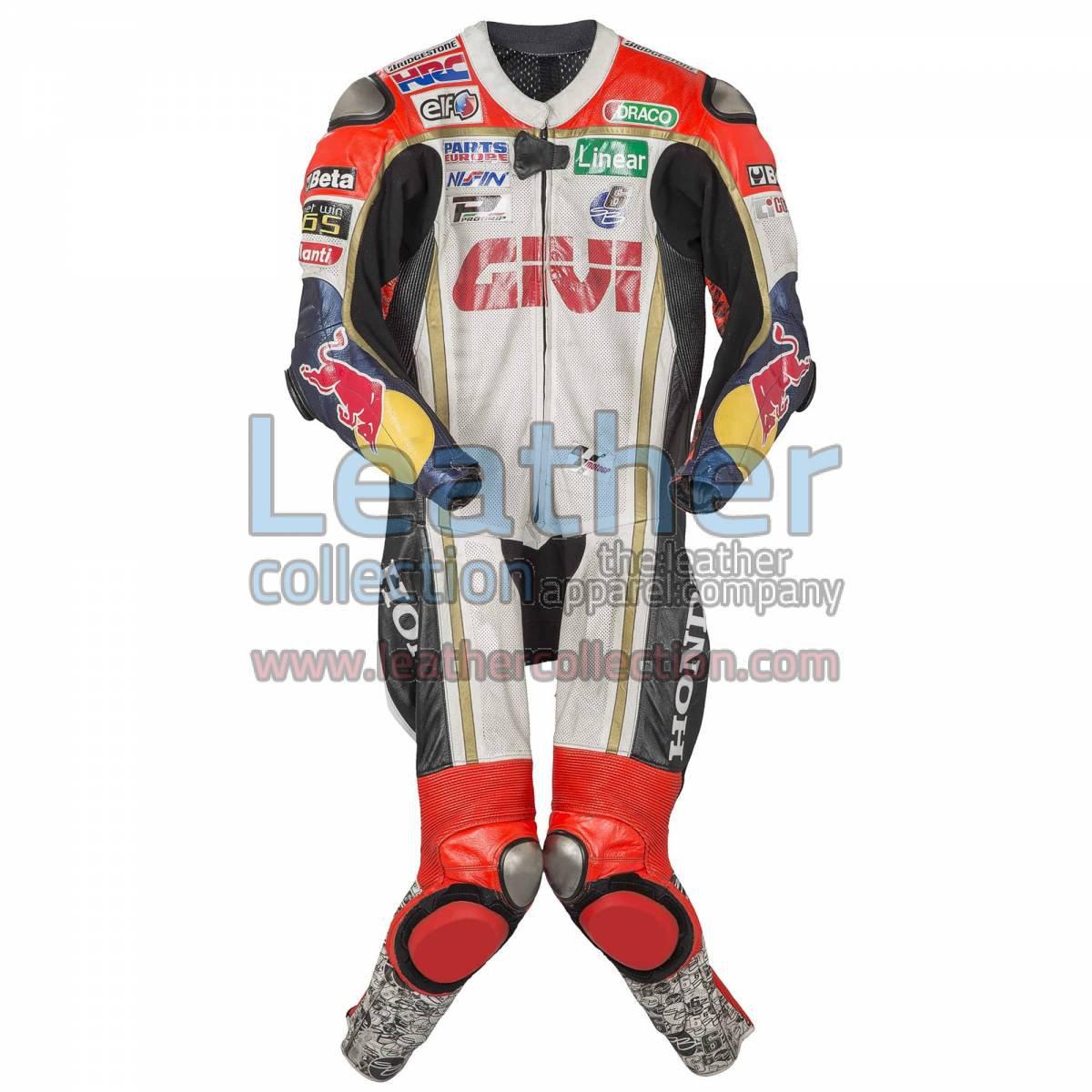 Stefan Bradl Honda 2013 Leather Suit
