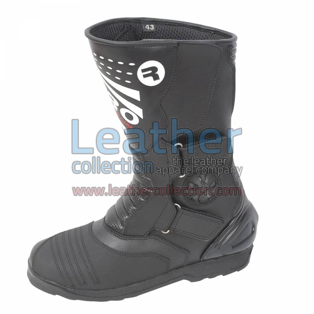 Superior Biker Leather Boots