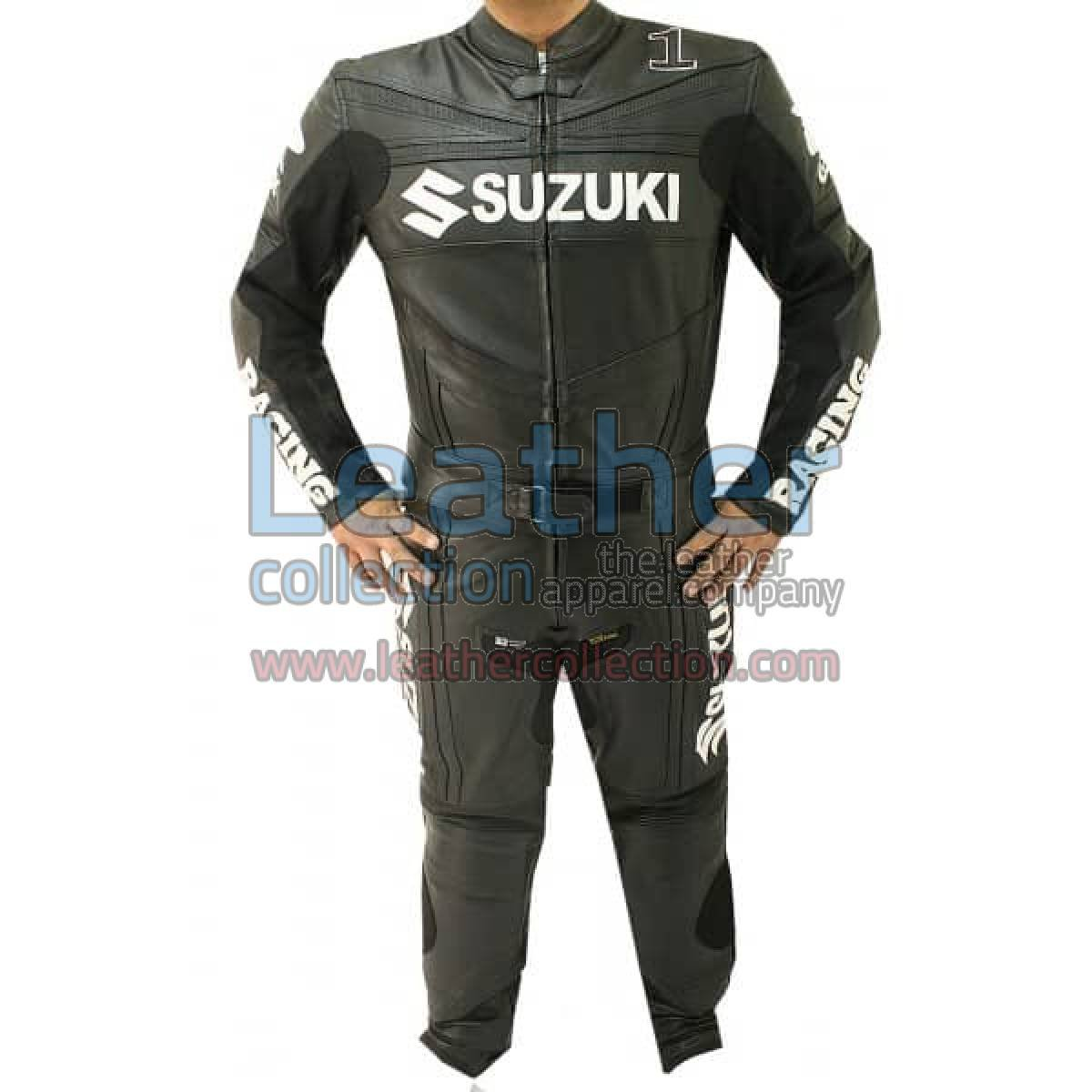 Suzuki Leather Racing Suit